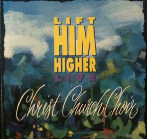 Lift Him Higher Live