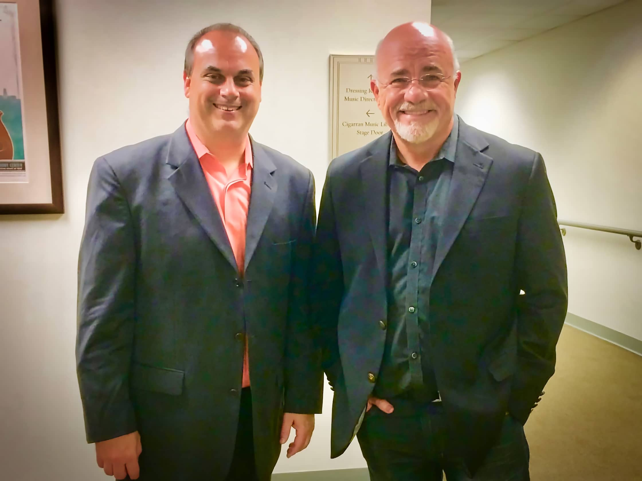 Jim with Dave Ramsey